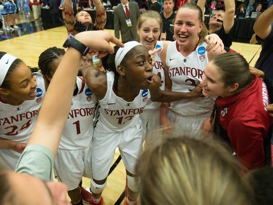 USP NCAA Womens Basketball_ NCAA Tournament-Stanfo