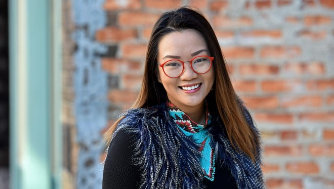 Lena Tran works to help students from diverse backgrounds succeed in college.