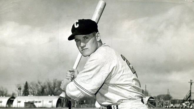 Caroll Hardy who was born in Sturgis, is the answer to the trivia question: What player pinch-hit for Ted Williams.