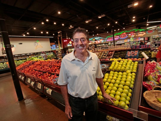 Preston Turco, owner of Turco's in Yorktown on July