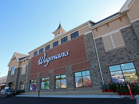 The Concordville Wegmans in the new Brandywine Mills Shopping Center is opening on Sunday.