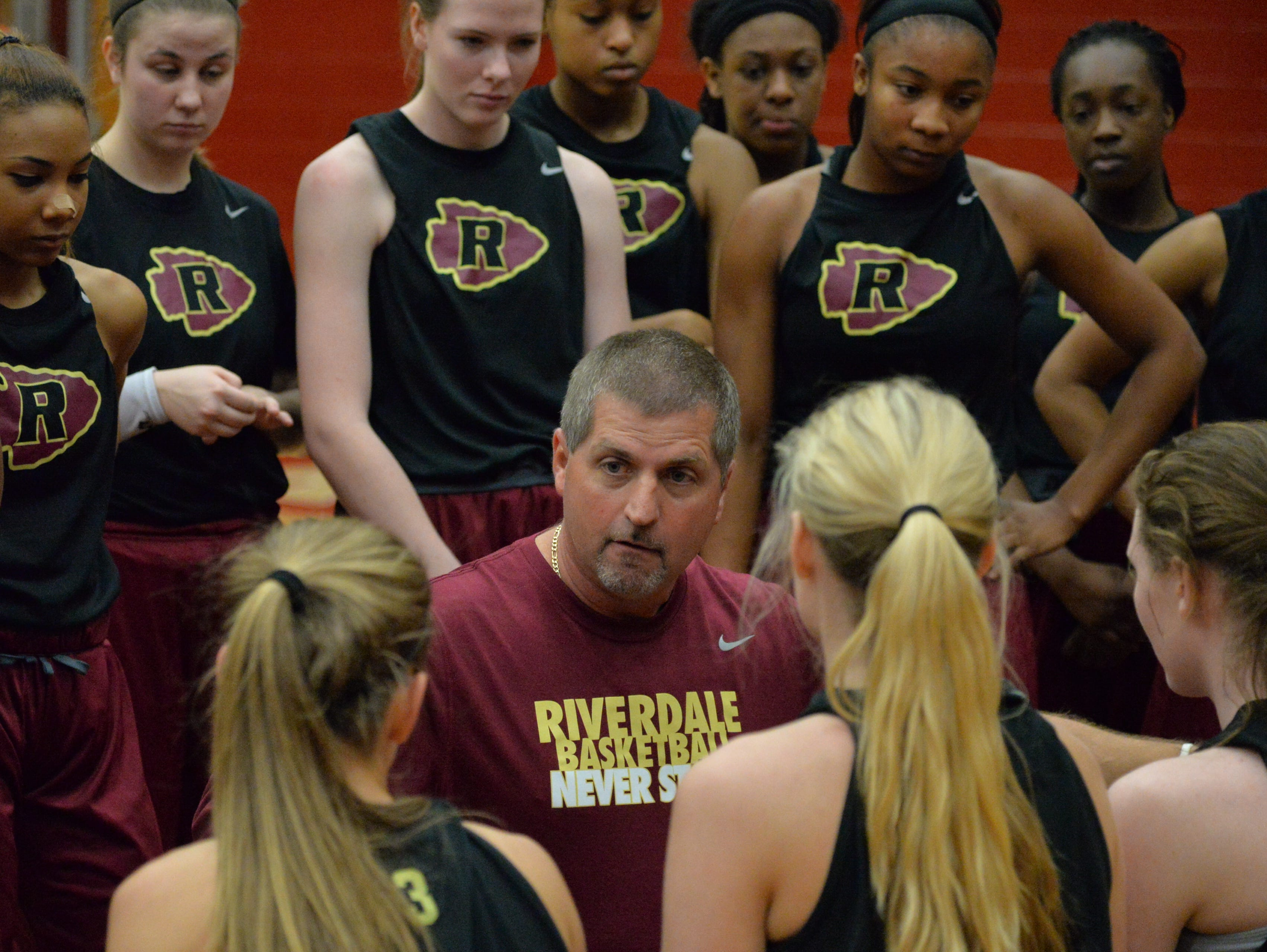 Blackman Riverdale and Smyrna were among the girls basketball teams that participated in a girls basketball playday at Riverdale on Saturday.