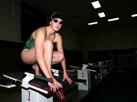 SPASH senior Julia Stupar has earned her third straight trip to the WIAA Division 1 Swimming & Diving state championships in Madison.