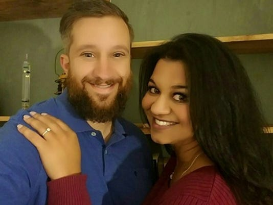 Engagements: Lucia Brooks & Andrew Gershman