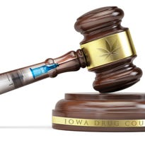 Several Iowa drug courts have experienced sluggish legislative funding — so much so that they now are in jeopardy.