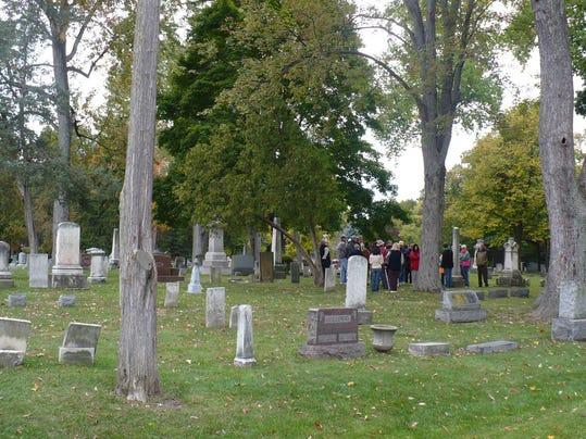 Greenwood Cemetery Tour