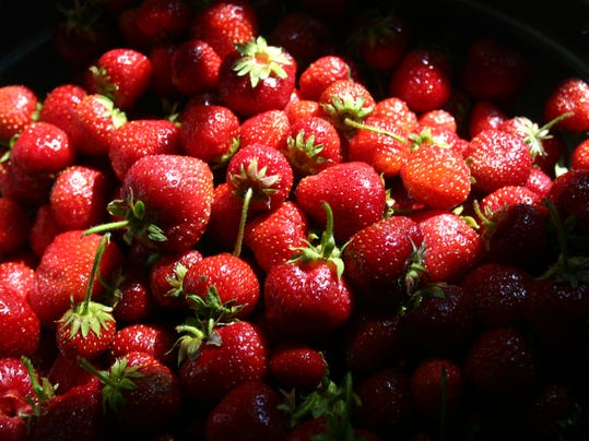Strawberries are one of the best tasting fruit you can grow. Grisak.jpg
