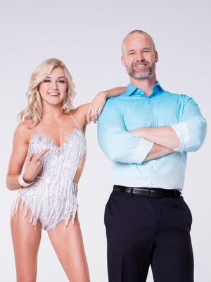"""The celebrity cast of """"Dancing with the Stars"""" are donning their glitzy wardrobe and slipping on their dancing shoes as they ready themselves for their first dance on the ballroom floor, as the season kicks off on March  20 at 8 p.m. on ABC Television Network."""