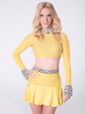 """Heather Morris was raised in Scottsdale and gained fame on TV's """"Glee."""""""