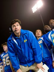 """""""Friday Night Lights"""" followed the lives of a Texas high school football team led by coach Eric Taylor (Kyle Chandler) for five seasons."""