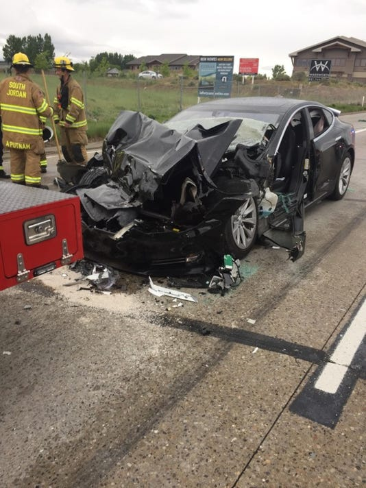 Tesla Crash-Utah (5)