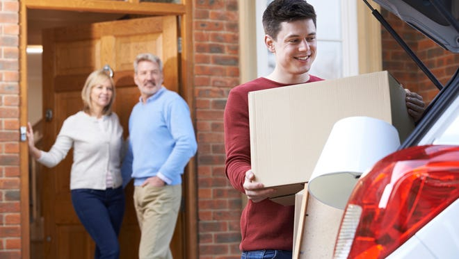 When the nest becomes empty, homeowners suddenly face interesting choices.
