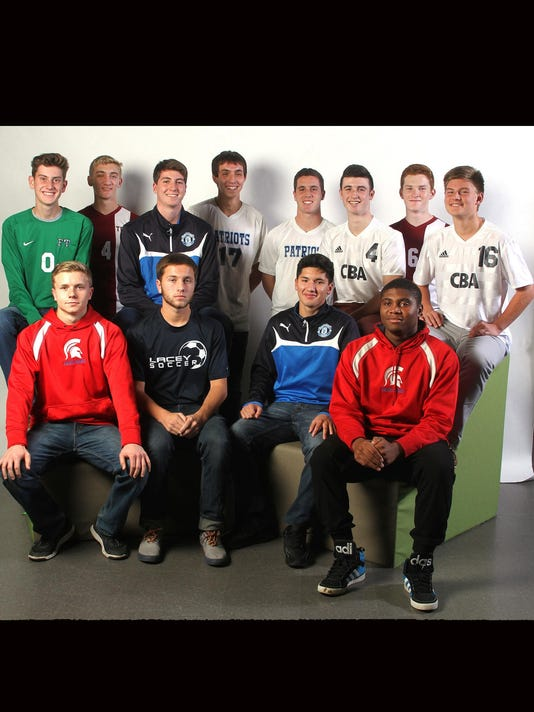 ASB 1212 Boys Soccer All-Shore