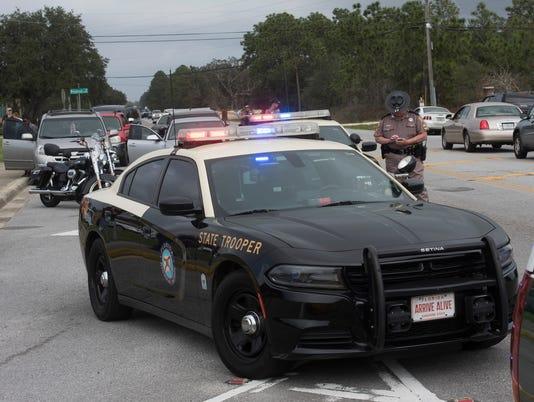 Bailey Middle School Lockdown