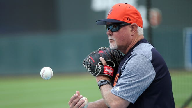 Ron Gardenhire faced his former team, the Minnesota Twins, as an opposing manager for the first time on Monday.