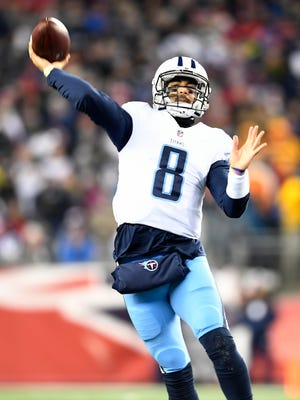 Titans quarterback Marcus Mariota will have new coaches and a new offensive scheme this season.