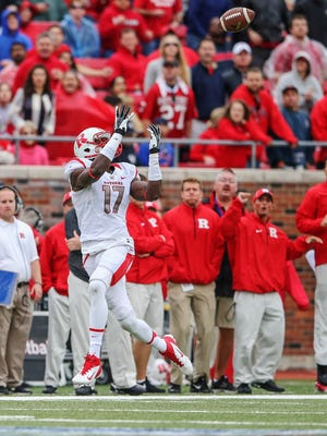 Rutgers Scarlet Knights wide receiver Brandon Coleman took two years of tap as an elective when he was in high school.