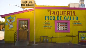 Tucson's Pico de Gallo has long been known for its tacos with corn tortillas.