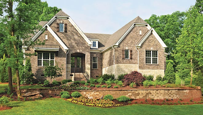 Drees' Camden model at Kings' Chapel features over 4,000 square feet of exceptional design and custom options.
