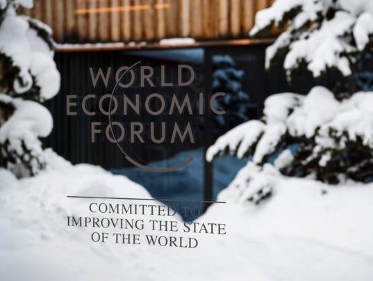 EPA SWITZERLAND ECONOMY WEF 2016 DAVOS POL TREATIES & ORGANISATIONS CHE