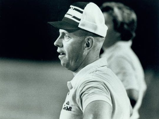 Former Castle coach John Lidy died Friday at the age of 71.
