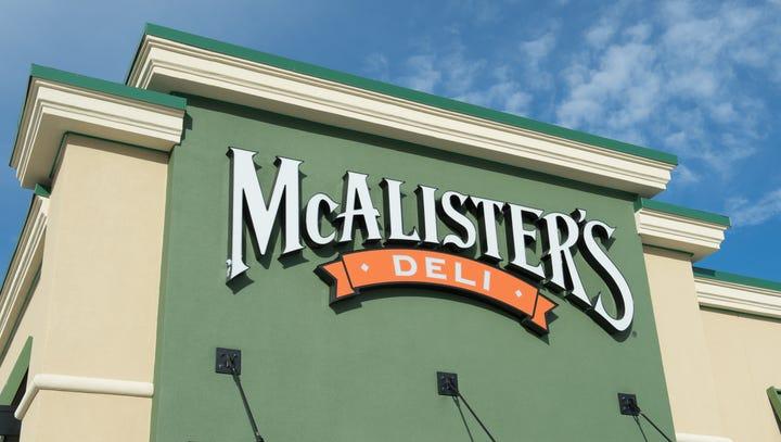 McAlister's Deli confirms second location to open in Murfreesboro