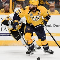 Predators expecting decision from Mike Fisher soon