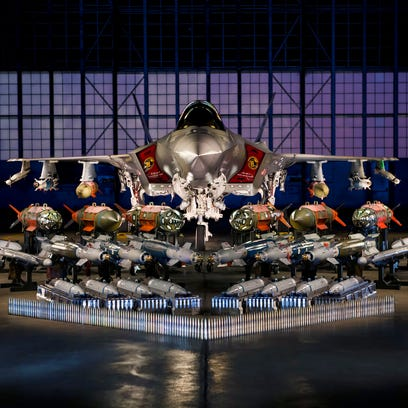 FAQs: The basics on the F-35 in Montgomery