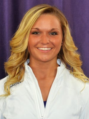 Winona State University student Brooke Baures, who was found dead Monday in a food elevator at restaurant  in Fountain City, where she worked.