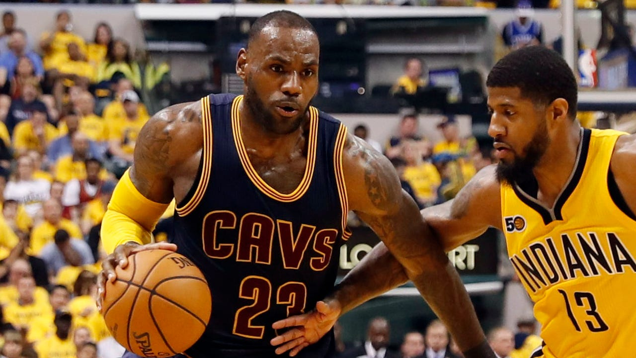 Pacers squander huge lead as Cavs go up 3-0