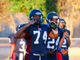 No. 29 Khash Saxton, McClintock, OL/DL, 6-3, 235