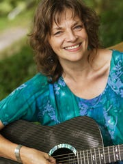 Connie Deming performs Joni Mitchell's 'Blue' Friday