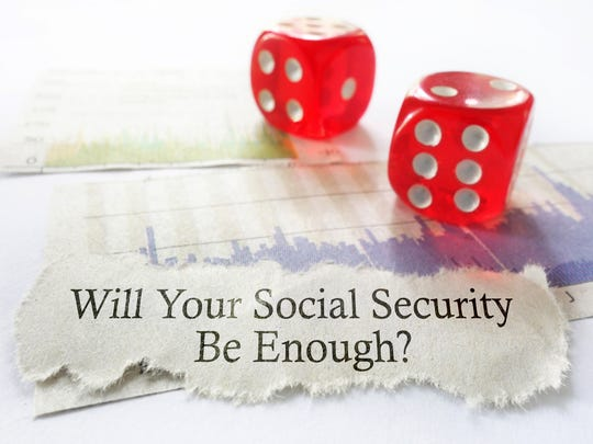 """Two red dice next to a sheet of paper that says, """"Will your privacy be enough?"""""""