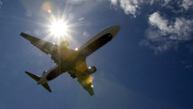 Millions will take to the skies for the holidays, especially at 10 busy airports.