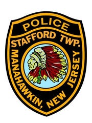 Stafford police patch