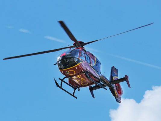Airlift helicopter