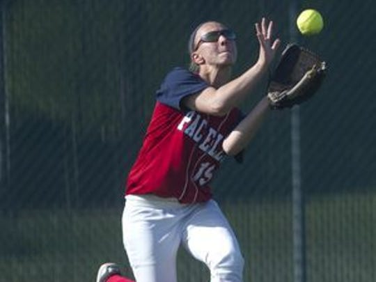 Taylor Raflik is one of five seniors on the state-qualifying Pacelli roster.