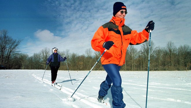 Eagle Creek Park, 7840 W. 56th St. offers 3,900 acres of land for a great winter work out. Other locations for cross-country skiing include Indy Parks - Fort Harrison, Northwestway Park, Southeastway Park, and MacGregor Park in Westfield.