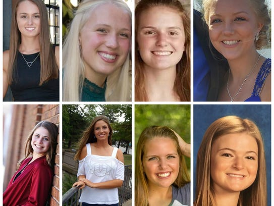 Meet eight of the 18 Lansing State Journal girls lacrosse