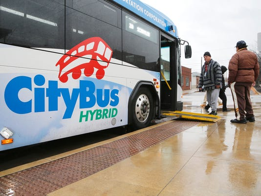 LAF CityBus will help drive away hunger