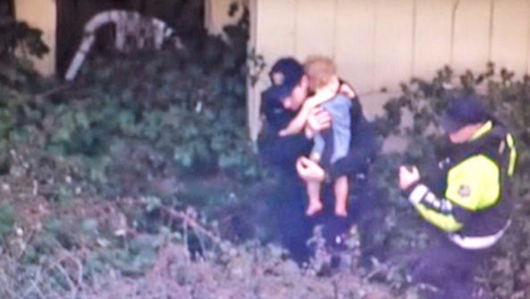 A missing boy has been placed in protective custody