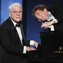Steve Martin, Martin Short to share the stage Sept. 21 at Resch Center Theatre