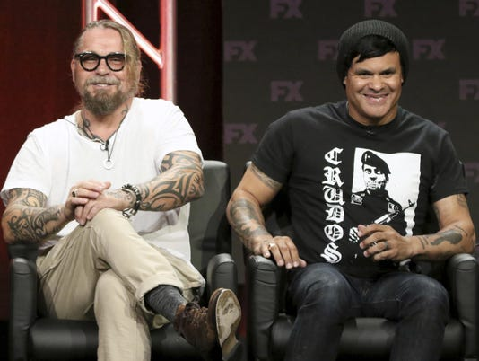 Kurt Sutter,Elgin James