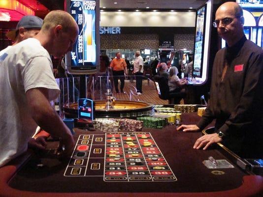 Atlantic City Casino Revenue
