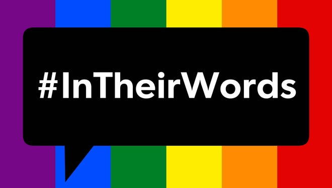 In Their Words LGBT