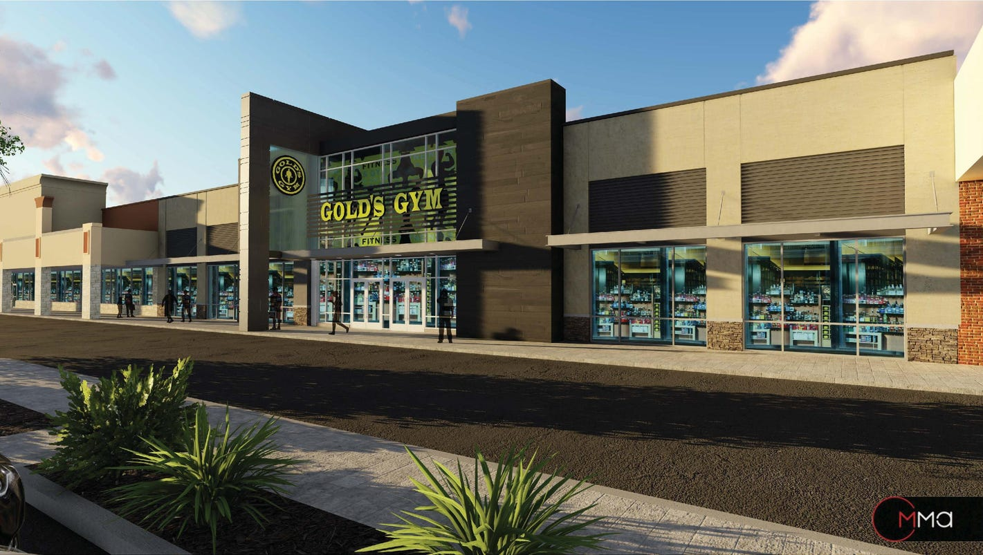 Gold's Gym to open location at Queensgate Towne Center