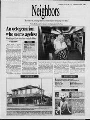 A 1998 News Journal article about longtime ChesDel