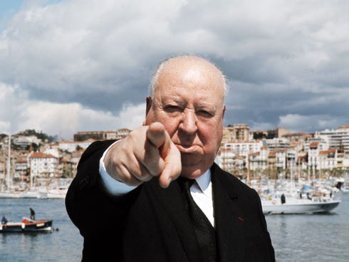 Director Alfred Hitchcock collaborated on a rarely seen Holocaust documentary.