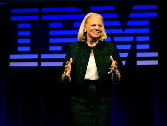 AP IBM CEO DISCUSSES GROWING PARTNER ECOSYSTEM A PEX F I USA NV