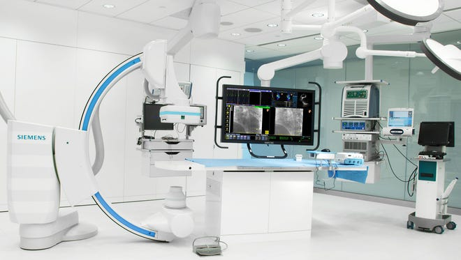 Dr. Brett Faulknier is using MediGuide Technology in Indian River Medical Center's new $5 million Electrophysiology Lab.